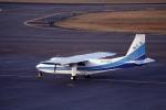 kumagorouさんが、仙台空港で撮影した新中央航空 BN-2B-20 Islanderの航空フォト(飛行機 写真・画像)