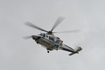 夏みかんさんが、名古屋飛行場で撮影した三井物産エアロスペース AW139の航空フォト(飛行機 写真・画像)