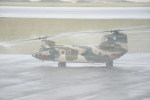 kumagorouさんが、久米島空港で撮影した航空自衛隊 CH-47J/LRの航空フォト(飛行機 写真・画像)