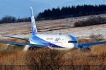 Dojalanaさんが、函館空港で撮影した全日空 777-281/ERの航空フォト(写真)