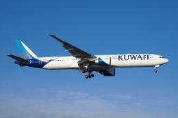 ロンドン・ヒースロー空港 - London Heathrow Airport [LHR/EGLL]で撮影されたクウェート航空 - Kuwait Airways [KU/KAC]の航空機写真