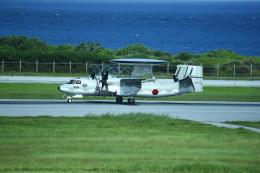 kumagorouさんが、那覇空港で撮影した航空自衛隊 E-2C Hawkeyeの航空フォト(写真)