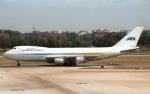 hs-tgjさんが、ドンムアン空港で撮影したエア・フレイト・エクスプレス 747-245F/SCDの航空フォト(写真)