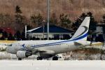 Dojalanaさんが、函館空港で撮影したMINTH グループ A318-112 CJ Eliteの航空フォト(飛行機 写真・画像)
