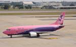 hs-tgjさんが、ドンムアン空港で撮影したサイアム・エア 737-3J6の航空フォト(写真)