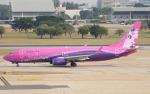 hs-tgjさんが、ドンムアン空港で撮影したサイアム・エア 737-86Jの航空フォト(飛行機 写真・画像)