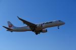 Fatman125さんが、伊丹空港で撮影したジェイ・エア ERJ-190-100(ERJ-190STD)の航空フォト(飛行機 写真・画像)