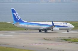 amagoさんが、関西国際空港で撮影した全日空 737-881の航空フォト(飛行機 写真・画像)
