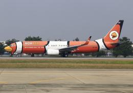 RA-86141さんが、ドンムアン空港で撮影したノックエア 737-83Nの航空フォト(飛行機 写真・画像)