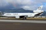 JRF spotterさんが、ダニエル・K・イノウエ国際空港で撮影したオメガ・エア DC-10-40Iの航空フォト(写真)