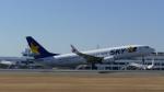 Koj-skadb2116さんが、鹿児島空港で撮影したスカイマーク 737-86Nの航空フォト(写真)