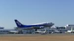 Koj-skadb2116さんが、鹿児島空港で撮影したANAウイングス 737-54Kの航空フォト(写真)