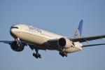 LEGACY-747さんが、成田国際空港で撮影したユナイテッド航空 777-322/ERの航空フォト(写真)