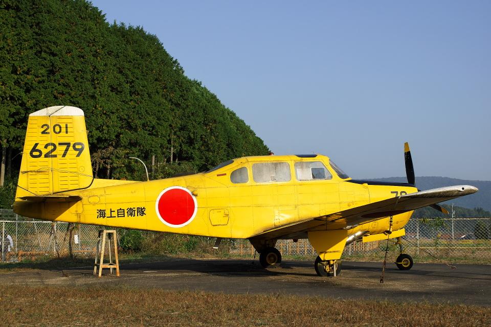 kanade/Ryo@S.O.R.A.さんの海上自衛隊 Fuji KM-1/KM-2 (6279) 航空フォト