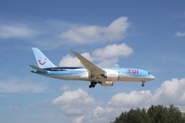 しかばねさんが、プーケット国際空港で撮影したトムソン航空 787-8 Dreamlinerの航空フォト(飛行機 写真・画像)