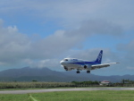 おっつんさんが、石垣空港で撮影したANAウイングス 737-54Kの航空フォト(飛行機 写真・画像)