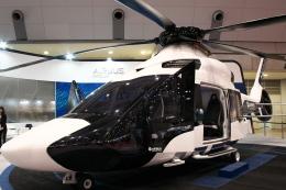 kanade/Ryo@S.O.R.A.さんが、東京国際展示場で撮影したエアバス・ヘリコプターズ H160の航空フォト(飛行機 写真・画像)