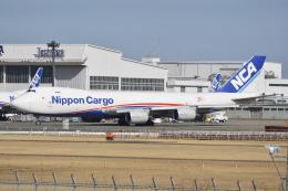 LEGACY-747さんが、成田国際空港で撮影した日本貨物航空 747-8KZF/SCDの航空フォト(写真)