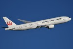 TAK10547さんが、羽田空港で撮影した日本航空 777-246の航空フォト(写真)