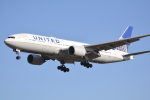 LEGACY-747さんが、成田国際空港で撮影したユナイテッド航空 777-222/ERの航空フォト(写真)