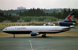 sakuraさんが、成田国際空港で撮影したカナディアン航空 DC-10-30/ERの航空フォト(飛行機 写真・画像)