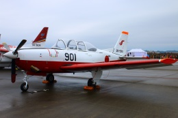 Kuuさんが、新田原基地で撮影した航空自衛隊 T-7の航空フォト(飛行機 写真・画像)