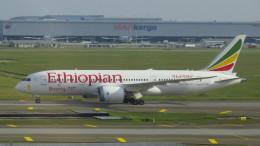 twinengineさんが、クアラルンプール国際空港で撮影したエチオピア航空 787-8 Dreamlinerの航空フォト(飛行機 写真・画像)