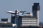 sukiさんが、伊丹空港で撮影したANAウイングス DHC-8-402Q Dash 8の航空フォト(写真)