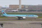 羽田空港 - Tokyo International Airport [HND/RJTT]で撮影された大韓航空 - Korean Air [KE/KAL]の航空機写真