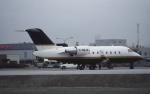 kumagorouさんが、仙台空港で撮影したボンバルディア CL-600-2B16 Challenger 601-3Aの航空フォト(飛行機 写真・画像)