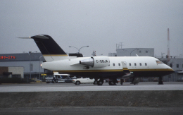 kumagorouさんが、仙台空港で撮影したボンバルディア CL-600-2B16 Challenger 601-3Aの航空フォト(写真)