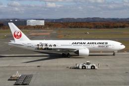 JPN Spotterさんが、新千歳空港で撮影した日本航空 777-289の航空フォト(飛行機 写真・画像)