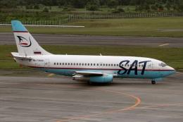 JPN Spotterさんが、新千歳空港で撮影したサハリン航空 737-232/Advの航空フォト(飛行機 写真・画像)