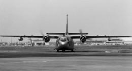 ハミングバードさんが、名古屋飛行場で撮影したタイ王国空軍 C-123 Providerの航空フォト(飛行機 写真・画像)