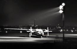ハミングバードさんが、名古屋飛行場で撮影した全日空 F27-224 Friendshipの航空フォト(飛行機 写真・画像)