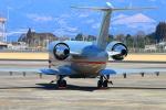 Kuuさんが、鹿児島空港で撮影したビスタジェット CL-600-2B16 Challenger 605の航空フォト(飛行機 写真・画像)