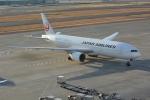 シュウさんが、羽田空港で撮影した日本航空 777-289の航空フォト(写真)