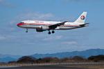 パンダさんが、静岡空港で撮影した中国東方航空 A320-214の航空フォト(飛行機 写真・画像)
