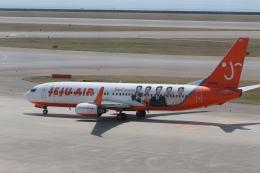 MA~RUさんが、中部国際空港で撮影したチェジュ航空 737-82Rの航空フォト(飛行機 写真・画像)