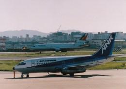 NH642さんが、福岡空港で撮影したエアーニッポン 737-281/Advの航空フォト(飛行機 写真・画像)