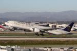 LAX Spotterさんが、ロサンゼルス国際空港で撮影したサウディア 777-3FG/ERの航空フォト(写真)