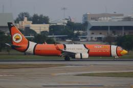AkilaYさんが、ドンムアン空港で撮影したノックエア 737-83Nの航空フォト(飛行機 写真・画像)