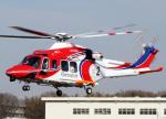 voyagerさんが、調布飛行場で撮影した札幌市消防局消防航空隊 AW139の航空フォト(写真)