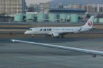 職業旅人さんが、伊丹空港で撮影したジェイ・エア ERJ-190-100(ERJ-190STD)の航空フォト(写真)
