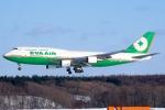 新千歳空港 - New Chitose Airport [CTS/RJCC]で撮影されたエバー航空 - Eva Airways [BR/EVA]の航空機写真