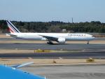 エアキヨさんが、成田国際空港で撮影したエールフランス航空 777-328/ERの航空フォト(写真)