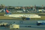pringlesさんが、アタテュルク国際空港で撮影したオヌール・エア A320-232の航空フォト(写真)