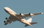 AREA884さんが、羽田空港で撮影したブルネイ政府 747-430の航空フォト(写真)