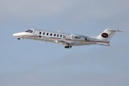 ペア ドゥさんが、新千歳空港で撮影したスカイサービス・ビジネス・アビエーション 45の航空フォト(飛行機 写真・画像)