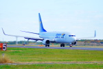 485k60さんが、茨城空港で撮影したスカイマーク 737-8FZの航空フォト(写真)